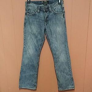 Silver Jean Co Grayson men's size 30x32 jeans